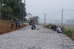 Cuối năm 2013, đoạn đường cuối cùng của tỉnh lộ 436  đã hoàn thành đưa vào sử dụng đáp ứng yêu cầu phát triển KT-XH trên địa bàn.