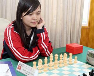 Nguyễn Thị Mai Hưng được chờ đợi nằm trong nhóm đầu tại giải nữ.