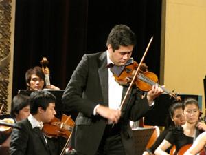 Nghệ sĩ violon Bùi Công Duy sẽ trình diễn trong chương trình