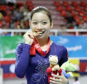 Phan Thị Hà Thanh được chờ đợi giành huy chương vàng ở Croatia.