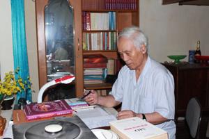 Cùng với các tác phẩm nghiên cứu, NSƯT Bùi Chí Thanh còn có nhiều tác phẩm báo chí, văn nghệ (truyện ngắn, ca kịch, tác phẩm múa...) về Điện Biên và Tây Bắc.