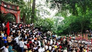 Thời tiết thuận lợi cho người dân về dự Giỗ Tổ Hùng Vương - Lễ hội Đền Hùng.