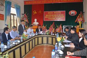 Hội đồng bình tuyển đã nhất trí công nhận 8 cây đầu dòng các loại giống cam V2, cam Canh và quýt Hà Ging trên địa bàn huyện Cao Phong.