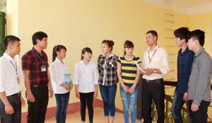 Huyện Cao Phong nỗ lực cho kỳ thi THPT quốc gia