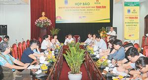 Giải vô địch bóng bàn toàn quốc Báo Nhân Dân thu hút sự quan tâm của báo chí và người hâm mộ.