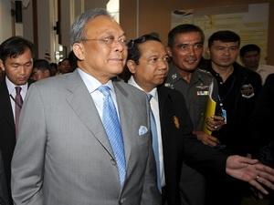 Phó Thủ tướng Suthep Thaungsuban.
