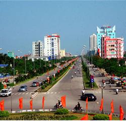 Đường Lê Hồng Phong TP Hải Phòng