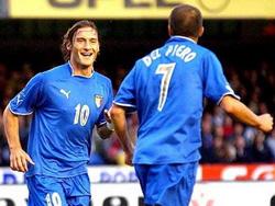 Del Piero và Totti giờ chỉ còn là quá khứ.