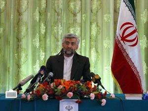 Nhà thương lượng hạt nhân hàng đầu của Iran Saeed Jalili. (Nguồn: Reuters)