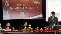 Họp báo về công tác tổ chức HHVN 2010