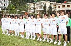 ĐT Việt Nam đã sẵn sàng tranh tài ở Asian Cup 2010