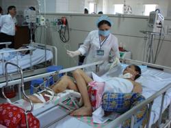 Bệnh viện Đa khoa tỉnh ững dụng nhiều kỹ thuật cao trong khám và điều trị cho bệnh nhân
