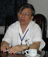 PGS.TS Nguyễn Tiến Quyết.