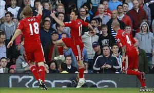Rodriguez tiếp tục tỏa sáng trong màu áo Liverpool.