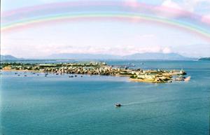 Cảng Quy Nhơn.