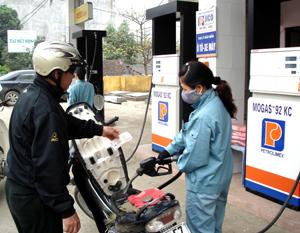 Trong quá trình sản xuất - kinh doanh, hệ thống của hàng xăng dầu thuộc chi nhánh xăng dầu hòa Bình luôn chú trọng an toàn PCCC