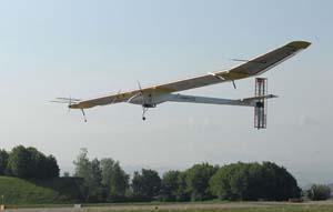 Máy bay Solar Impulse - Ảnh: Discovery