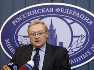 Thứ trưởng Ngoại giao Nga Sergei Ryabkov. (Nguồn: Reuters)