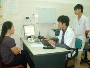 Ban bảo vệ, chăm sóc sức khỏe cán bộ tỉnh là một trong những đơn vị đã sử dụng phần mềm quản lý phục vụ cho công tác chuyên môn.