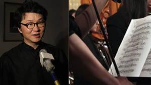 Nhạc trưởng Hong Seong Taek (Hàn Quốc).