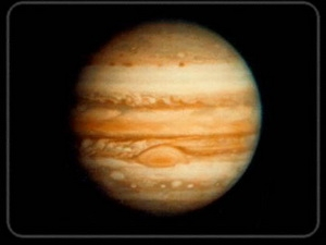Hình ảnh sao Mộc. (Nguồn: thienvanvietnam.org)