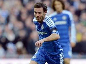 Juan Mata và cácđồng đội đã sẵn sàng nghênh chiến với Bayern. (Nguồn:Getty)