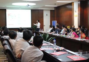 Công ty BHNT Prudential giới thiệu dòng sản phẩm Phú – Toàn gia an phúc tới đông đảo khách hàng trên địa bàn tỉnh Hoà Bình.