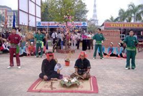 Lễ hội Chá Chiêng.