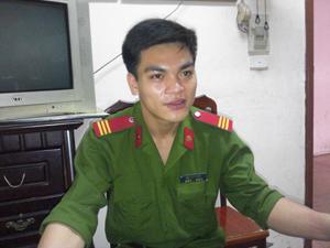 Thượng sỹ Bùi Văn Tuấn.
