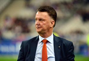 HLV Van Gaal thích thúc với công việc dẫn dắt MU