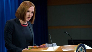 Người phát ngôn Bộ Ngoại giao Mỹ G.Pxa-ki. (Nguồn: AFP/TTXVN)