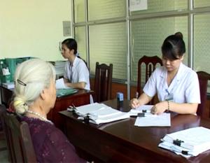 Trung bình mỗi ngày Bệnh viện YHCT tỉnh tiếp đón trên 200 lượt bệnh nhân đến khám và điều trị bệnh.