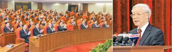 Thông báo Hội nghị lần thứ mười một Ban Chấp hành Trung ương Ðảng khóa XI