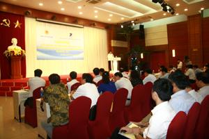 Hội nghị sơ kết hơn 1 năm thực hiện thoả thuận giữa UBND tỉnh với Tập đoàn Bưu chính Viễn thông.