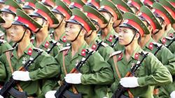 Lễ diễu binh kỷ niệm 60 năm Quốc khánh