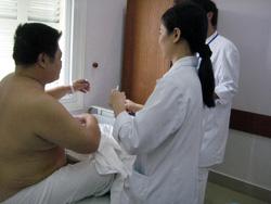 Một trường hợp điều trị béo phì tại Bệnh viện Việt Đức (Hà Nội)