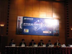 Hội thảo có sự tham gia của đại diện 15 quốc gia và vùng lãnh thổ.
