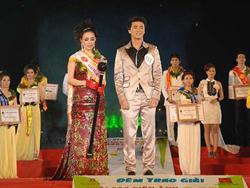 """Các thí sinh vào vòng chung kết cuộc thi """"Ngôi sao điện ảnh triển vọng 2010"""" đều có giải thưởng"""