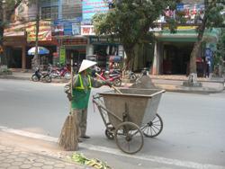 Phụ nữ luôn đóng vai trò tích cực trong việc giữ gìn, bảo vệ môi trường