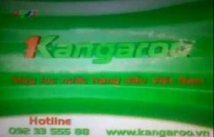 Quảng cáo máy lọc nước Kangaroo của VTV đã nhận được rất nhiều phản hồi xấu từ phía khán giả.