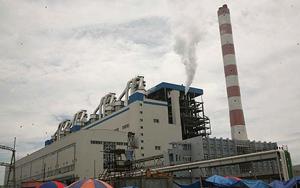 Nhà máy Nhiệt điện Hải Phòng 1 vừa đưa vào hoạt động cuối năm 2010.