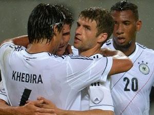 Người Đức đã tìm lại niềm vui. (Nguồn: Getty Images)