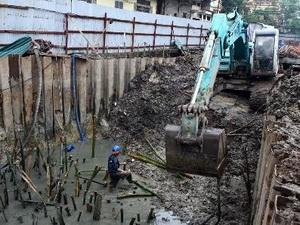 Hà Nội cải tạo kênh mương thoát nước lưu vực sông Tô Lịch.