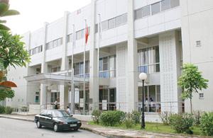 Khu điều trị chất lượng cao Bệnh viện Đa khoa tỉnh được triển khai bằng nguồn vốn ODA Nhật Bản đã đưa vào khai thác hiệu quả.