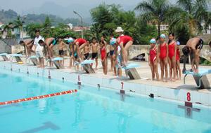 Có sự chuẩn bị tốt, đội tuyển của tỉnh đã thi đấu thành công tại HKPĐ toàn quốc khu vực I trong môn bơi với 44 huy chương các loại.