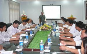 Hội thảo tập huấn nghiệp vụ dự án 194/10/11.