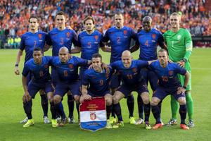 Đội tuyển bóng đá Hà Lan.