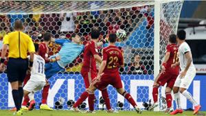 Casillas có lẽ sẽ muốn quên đi World Cup này một cách nhanh nhất.