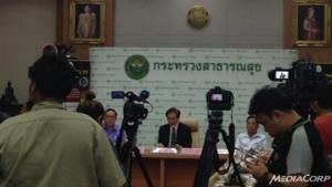 Bộ Y tế Thái-lan xác nhận ca nhiễm MERS đầu tiên (Ảnh: Channel News Asia)