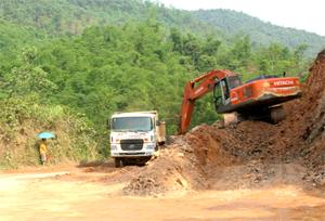 Huyện Đà Bắc: Nâng cao ý thức người dân phòng - chống thiên tai, mưa lũ